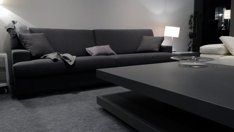 Sofá modelo Dublin con mesa