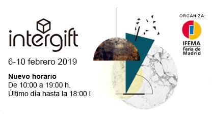Feria Intergift Febrero 2019